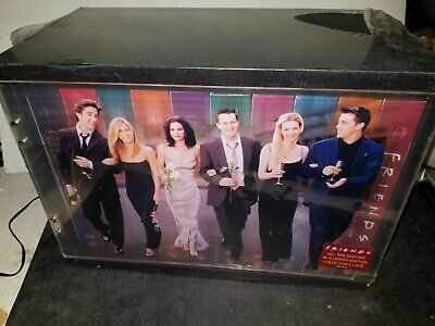 Friends The One With All Ten 10 Seasons Collectors Dvd Box Set New Sealed