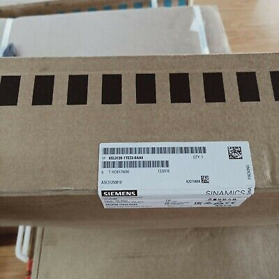 6SL3120-1TE23-0AA4 6SL3 120-1TE23-0AA4 New 1PCS Free Expedited Ship