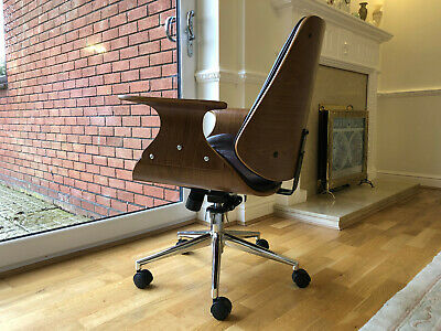 Captains Sviwell Chair / Designer Office Chair