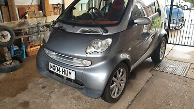 smart fortwo passion spares or repair