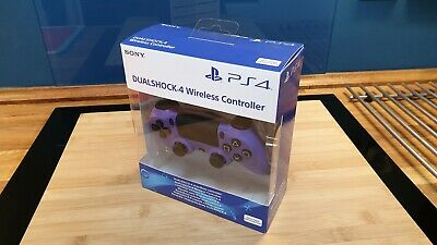 Official Sony PS4 Dualshock 4 Wireless Controller v2 Electric Purple