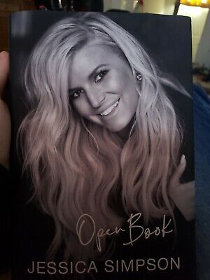Open Book by Jessica Simpson (Hardcover)