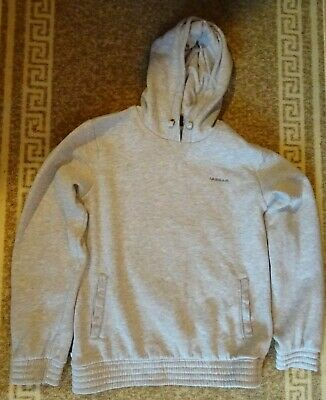 La Gear Girls / Ladies Hoodie Size 12 - Grey Hardly Worn
