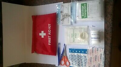 Gold Panning First Aid Kit And Foil Blanket