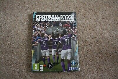 Football Manager 2020 PC/MAC.  Brand new and still sealed.  Will Ship Worldwide