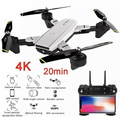 4k Drone with camera 1080P 50x Zoom Professional FPV Wifi RC Drones Altitude Hol