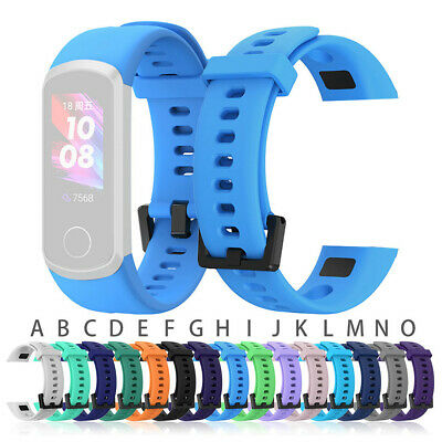 Soft Sport Silicone Strap Replacement Wrist Band For Huawei Honor 5i Smart Band