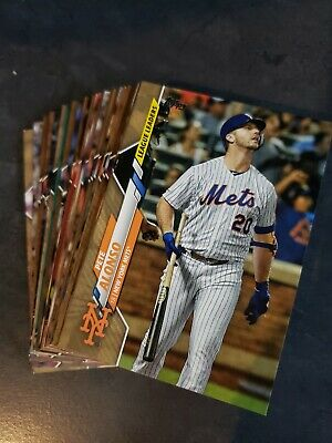 2020 Topps Series 1 Gold /2020 You Pick Complete Your Set Alonso