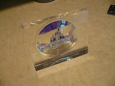 Disney World Cast Member Exclusive Holiday Celebration 2003 Collectible