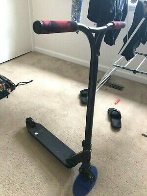 LUCKY COVENANT PRO SCOOTER | BLACK - Nearly New RRP $330