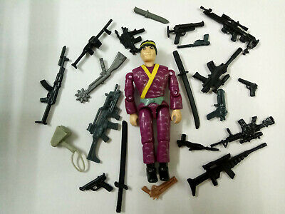 """3.75/"""" Gi Joe Lanard the 34 Corps Soldier With 20pcs Accessories Figure"""