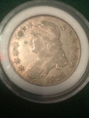 1828 Capped Bust Silver Half Dollar * United States Coin