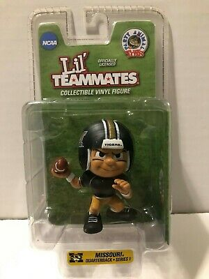 Lil Teammates Series 1 NCAA Miami Hurricanes UM Quarterback Vinyl Retired