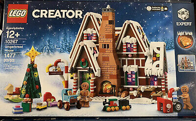 Creator Expert Gingerbread House 10267 Officially Licensed NIB//Sealed