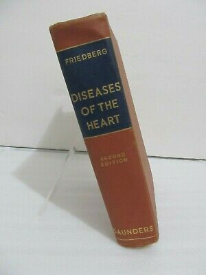 DISEASES OF THE HEART Second Edition By Charles K Friedberg