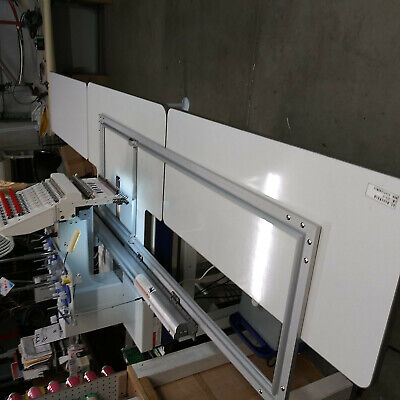 """Wonyo Commercial Embroidery Machine W/10"""" TOUCH SCREEN"""