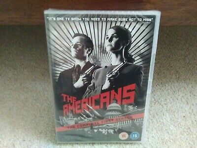 The Americans complete first season- new dvd
