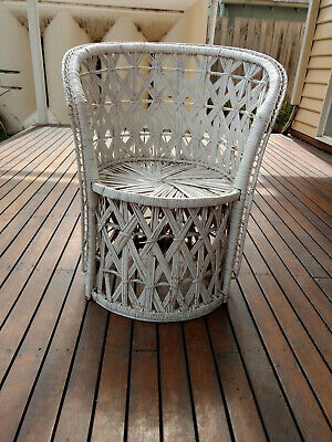 Cane/Wicker Vintage Chair