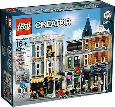 10255 LEGO® EXCLUSIVE Assembly Square - NEW