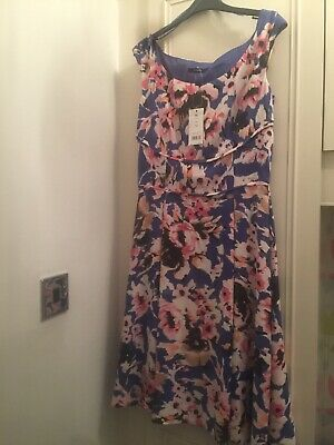 Bnwt Ladies  Size 12 Dress Wedding Formal Party Dinner