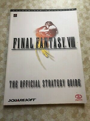 Final Fantasy V111 The Official Strategy Guide For Playststation