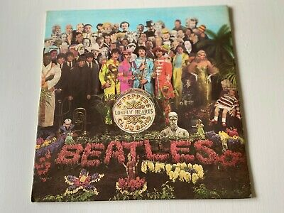 The Beatles - Sgt Pepper's Lonely Hearts Club Band (Stereo) 1/1