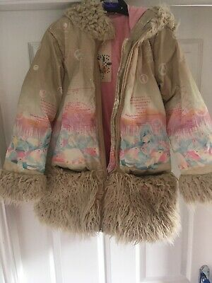 Oilily Antartic Expedition Coat Age 8