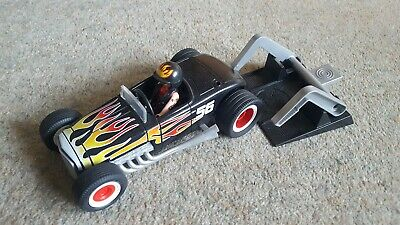 Playmobil Pull And Go Racing Car