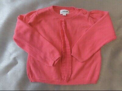 Bows & Arrows Hot Pink Jumper Aged 6-9 Months