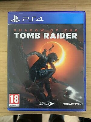 Shadow of the Tomb Raider - PS4 Game