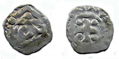 French feudal coin:  Anonymous Norman dukes and the Tresor of Harim/Harenc