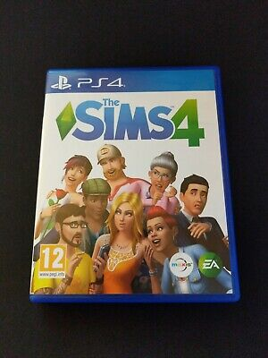 The Sims 4 - PS4 - EXCELLENT CONDITION