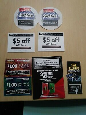 Coupons - Mixed Lot $29 total value exp Feb & March shipping included