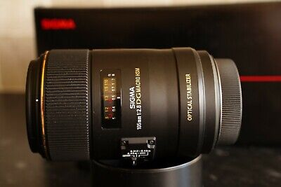 Sigma 105mm f2.8 EX DG Macro HSM OS, Sony A Mount , Excellent condition
