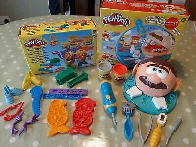 Playdoh Dentist drill n fill and Mr Potato Head Boxed
