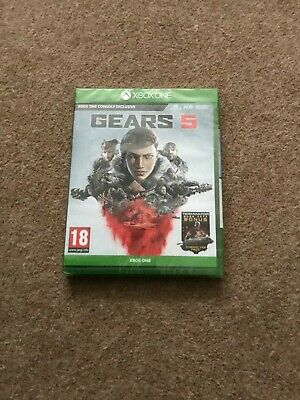 Gears Of War 5 Xbox One New