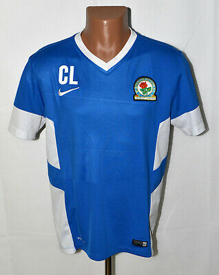 Blackburn Rovers 2013/2014 Training Football Shirt Jersey Nike Size L Adult