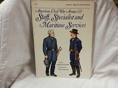 Osprey Men At Arms   American Civil War Armies