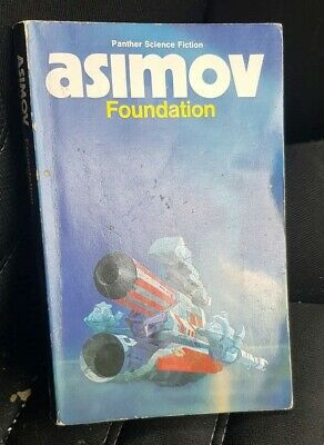 Isaac Asimov Foundation- Panther Science Fiction