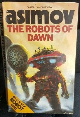 Isaac Asimov The Robots of Dawn- Panther Science Fiction