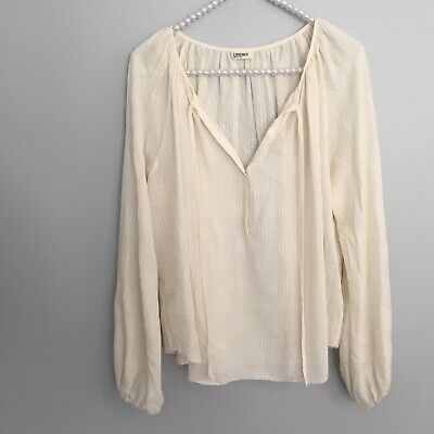 PLUS SIZE Sheer Poet Blouse with Panty Style #1500