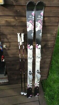 Skis and Pole Cufflinks in Gift Box skiing skier en piste AJ208 BNIB