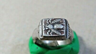 Ancient silver Roman Ring *VERY RARE