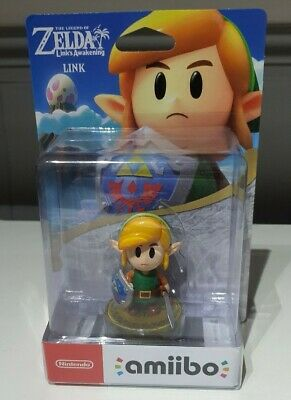 The Legend Of Zelda: Link's Awakening Link Amiibo Nintendo Switch - New Sealed