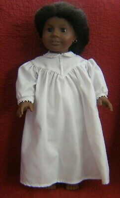 AMERICAN GIRL:  Addy in White Night Gown  Pleasant Company 1993