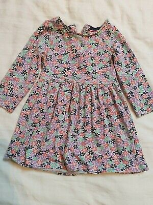 Toddler Girls Floral Mothercare Dress 12-18 Months