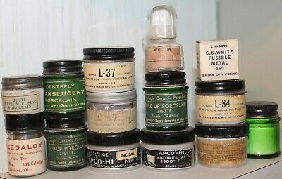 Vintage Dentistry Products