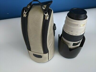 Canon ef 70-200mm f/2.8l is usm lens GREAT CONDITION