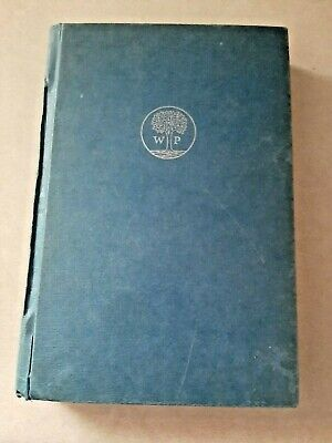 Vintage 1960 Webster's New World Dictionary Compact Desk Edition Hardcover Book
