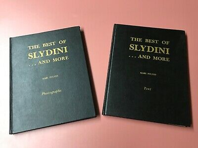 THE BEST OF SLYDINI AND MORE by Karl Fulves 1st Edition 1976 MAGIC RARE OOP